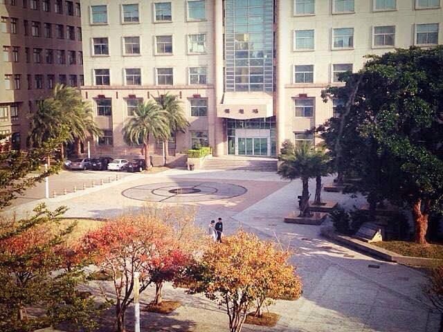 Đại học minh tân đài loan
