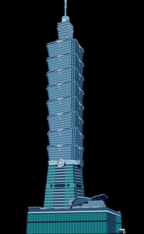 tháp nổi tiếng đài loan
